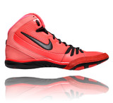Nike Freek Bright Crimson / Black