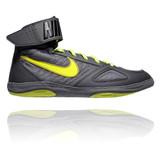 Nike Takedown 4 - Grey / Volt
