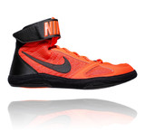 Nike Takedown 4 - Total Crimson / Black