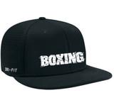 Nike Vapor Boxing Cap - Black / White