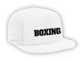 Nike Vapor Boxing Cap - White / Black