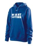 Nike Women Weightlifting Club Hoody - Royal