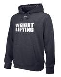 Nike Weightlifting Club Hoody - Grey