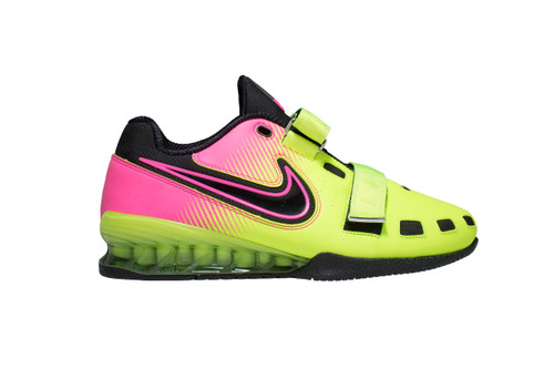 ... Nike Romaleos 2 Weightlifting Shoes - Unlimited. Image 1