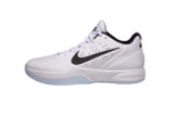 Nike Air Zoom Hyperattack Volleyball Shoes - White / Black Ice
