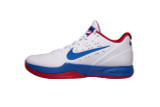 Nike Air Zoom Hyperattack Volleyball Shoes - White/Varsity Royal/Red