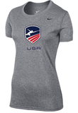 Nike USA Fencing Women Legend Tee - Grey