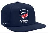 Nike USA Fencing Vapor Cap - Navy
