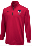 Nike USA Fencing 1/4 Zip - Red