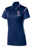 Nike USA Fencing Women's Game Day Polo - Navy