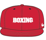 Nike Boxing True Fit Cap - Red