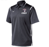 Nike USAW Gameday Coach Polo - Grey