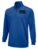 Nike Men's Weightlifting Training Dri Fit 1/2 Top - Royal