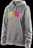 Nike Women's Weightlifting Club Hoody - Grey