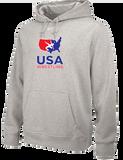Nike Men's USAWR Team Club Training Hoody - Grey
