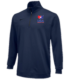 Nike Men's USAWR 1/4 Zip Training Top - Navy