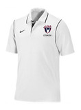 Nike Dri Fit Polo Coach USAW - White