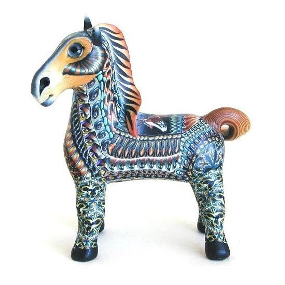 Horse Baby Figurine | FimoCreations | FCfhb -2