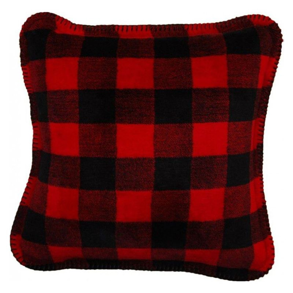 Bear Plaid King Bedding Set | Denali | DHC620-King -4