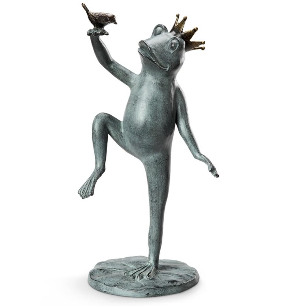 Frog Royal Dance Garden Sculpture | 34255 | SPI Home