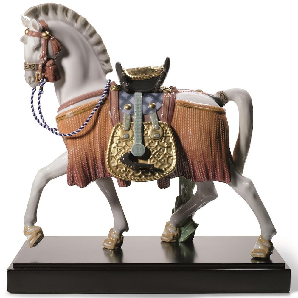 White Horse of Hope Porcelain Figurine | Lladro | 1008577