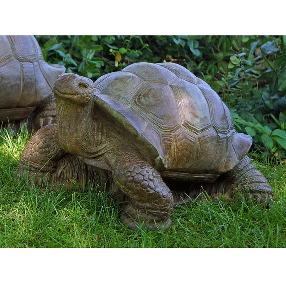 Turtle Outdoor Concrete Garden Statue