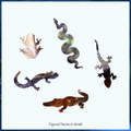 Water Dragon Artisanal Wooden Jigsaw Puzzle   Zen Art & Design   ZADWATERDRAGON
