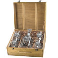 Elephant Capitol Decanter Boxed Set | Heritage Pewter | HPICPTB120