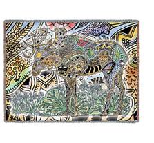 Moose Animal Spirit Tapestry Throw Blanket