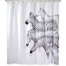 Zebra Shower Curtain Bliss Pundamilia