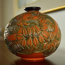 Cat Limited Edition Ceramic Vase | Rinconada