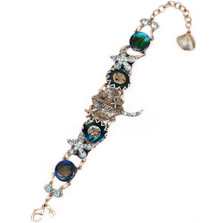 Stingray and Starfish Bracelet | Nature Jewelry