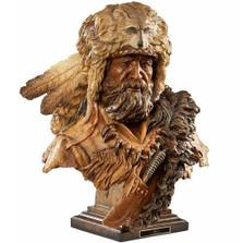 Legend - Mountain Man Sculpture
