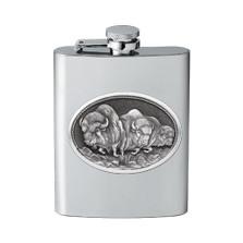 Buffalo Flask
