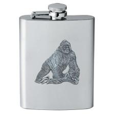 Gorilla Flask | Heritage Pewter | HPIFSK3998