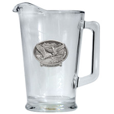 Bald Eagle USA Beer Pitcher