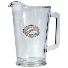 Dolphin Beer Pitcher