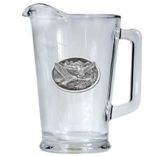 Eagle Beer Pitcher