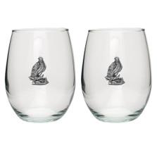 Eagle Stemless Goblet Set of 2