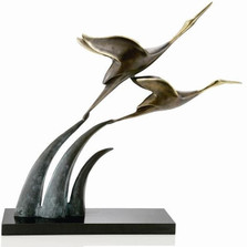 Crane Sculpture Airborne | 80186