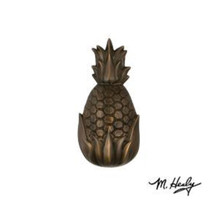 Pineapple Oiled Bronze Door Knocker