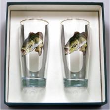 Bass Beer Glass Set
