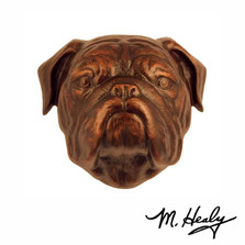 Bulldog Aluminum Door Knocker
