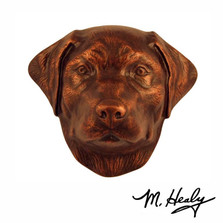 Labrador Aluminum Door Knocker