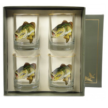 Bass Double Old Fashioned Glass Set