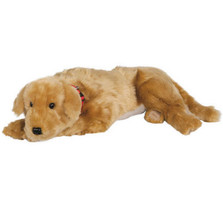 Golden Retriever Plush Lap Dog | Ditz Designs