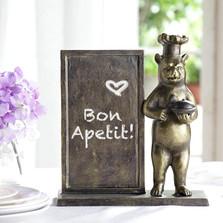 Bear Chef Menu Board | 34627 | SPI Home