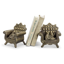 "Bird Pair Bookends ""Together Forever"" 