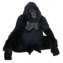 Gorilla Life-Sized Stuffed Animal