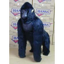 Silver Back Gorilla Stuffed Animal